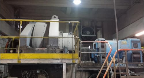 Preventing Crusher Gearbox Failures