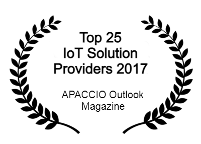 Top 25 IoT Solutions Provider 2017