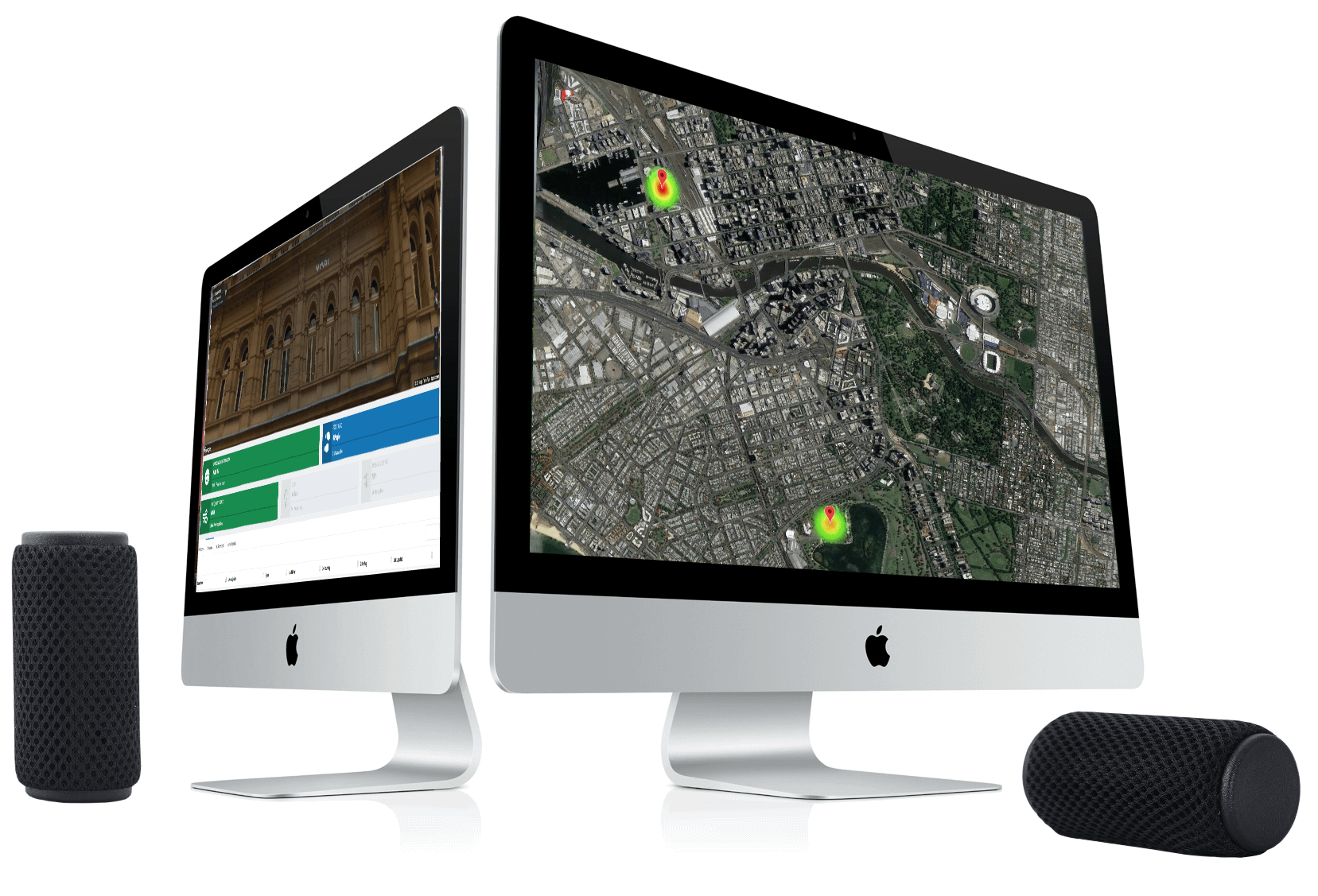 Smart City Management System is a cloud based monitoring system for managing your smart city assets.