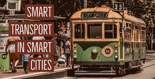 Smart Transportation Systems for Smart Cities