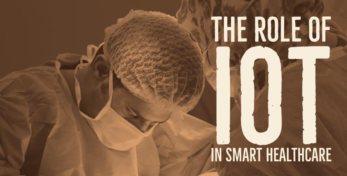 IoT in Smart city healthcare