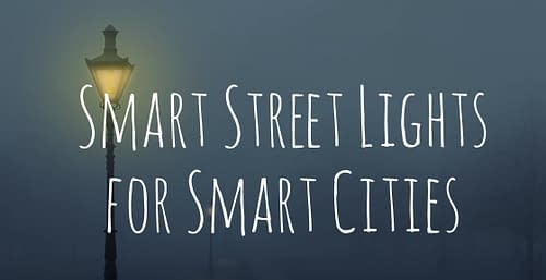 Smart Street Lighting System for Smart Cities